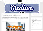 Blog & Humans of UTM