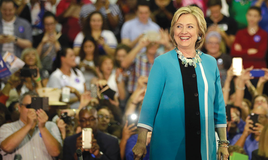 Hillary Clinton has faced various controversies during her current presidential campaign.